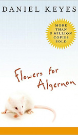 Flowers for Algernon  _cover