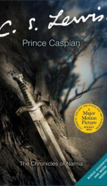 Prince Caspian _cover