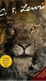 The Lion, The Witch and The Wardrobe _cover