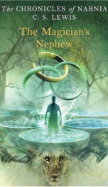 The Magician's Nephew _cover