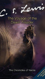 The Voyage of the Dawn Treader _cover