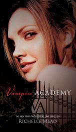 Vampire Academy_cover