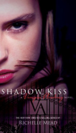 Shadow Kiss _cover