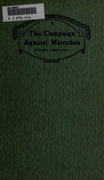 The campaign against microbes_cover