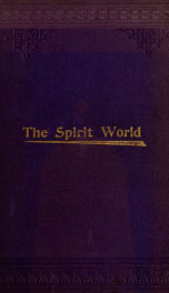 The spirit world_cover