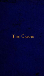 Sebastian Cabot--John Cabot_cover
