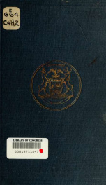 Public life of Zachariah Chandler, 1851-1875 .._cover