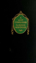 A lost commander : Florence Nightingale_cover