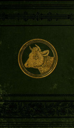 Guenon on milch cows. A treatise upon the bovine species in general_cover