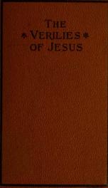 The verilies of Jesus_cover