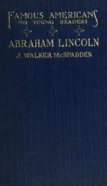 ...The story of Abraham Lincoln 2_cover