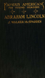 ...The story of Abraham Lincoln 1_cover