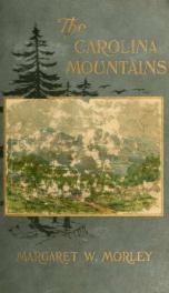 The Carolina Mountains_cover