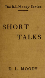 Short talks_cover