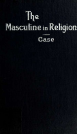 The masculine in religion_cover