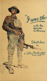 """I was there"" with the Yanks on the western front, 1917-1919_cover"