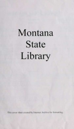 Montana labor market supplements 1966_cover