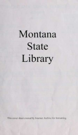 Montana labor market supplements 1969_cover