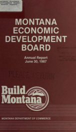 Annual report 1987_cover