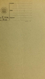 Speech at Pittsburg, Pennsylvania, November 5th, 1904_cover