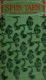 Spun-yarn : sea stories_cover