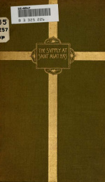 The supply at Saint Agatha's_cover