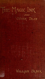 Magic ink and other tales_cover