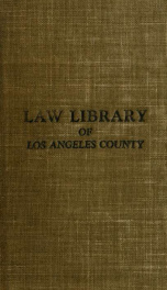 A treatise on the law of eminent domain in the United States 1_cover
