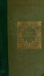 Bells and pomegranates : first series_cover