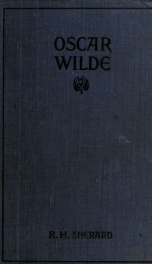 Oscar Wilde, the story of an unhappy friendship_cover