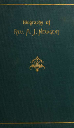 The experiences of Uncle Jack : being a biography of Rev. Andrew Jackson Newgent_cover