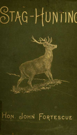Records of stag-hunting on Exmoor_cover