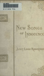 New songs of innocence_cover