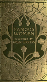 Famous women as described by famous writers_cover