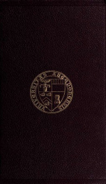 Rectorial addresses delivered in the university of Aberdeen, 1835-1900_cover