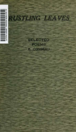 Rustling leaves : selected poems_cover