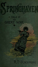 Springhaven. A tale of the great war 2_cover