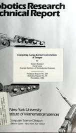 Computing large-kernel convolutions of images_cover