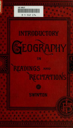 Introductory geography in readings and recitations_cover