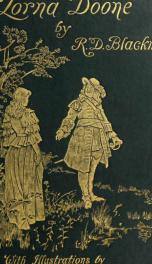 Lorna Doone : a romance of Exmoor_cover