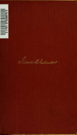 James Chalmers; his autobiography and letters_cover