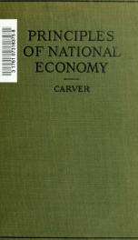 Principles of national economy_cover