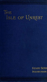 The isle of unrest_cover