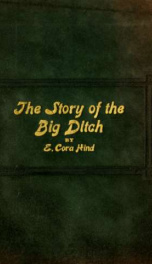 The story of the big ditch_cover