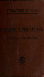 English literature_cover
