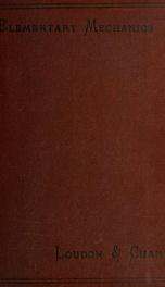 Syllabus of elementary mechanics_cover