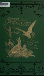 Swiss pictures drawn with pen and pencil_cover
