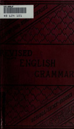 Revised English grammar_cover