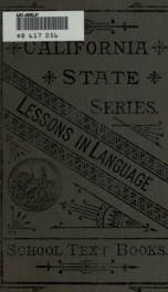 Lessons in language_cover