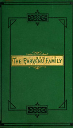 The parvenu family; or, Phoebe: girl and wife 2_cover